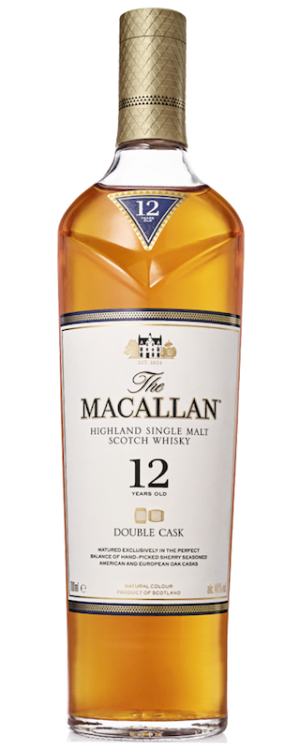 The Macallan Double Cask 12 years 70 cl
