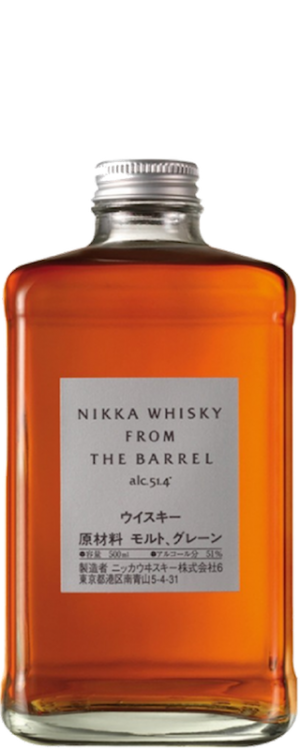 From The Barrel- Nikka Whisky