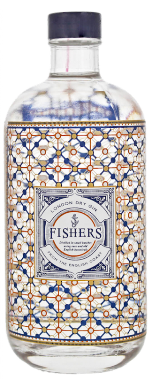 Dry Gin - Fisher London