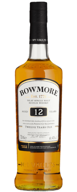 Single Malt 12 Years Old - Bowmore