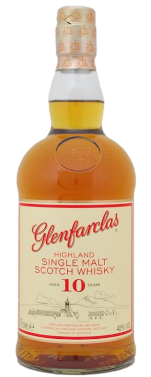 Single Malt 10 Years Old - Glenfarclas